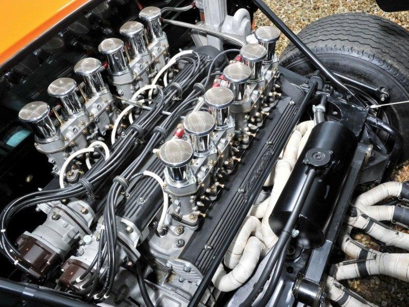 Car-Revs-Daily.com RM Auctions Monaco 2014 Highlights - 1969 Lamborghini Miura S Jota 21