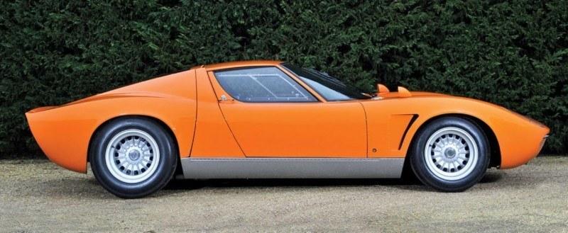 Car-Revs-Daily.com RM Auctions Monaco 2014 Highlights - 1969 Lamborghini Miura S Jota 5