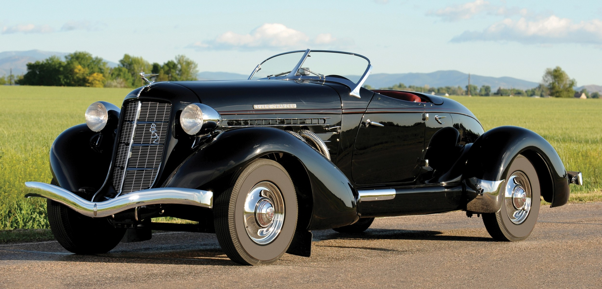 Rm Auctions Monterey 2014 Preview 1936 Auburn Eight