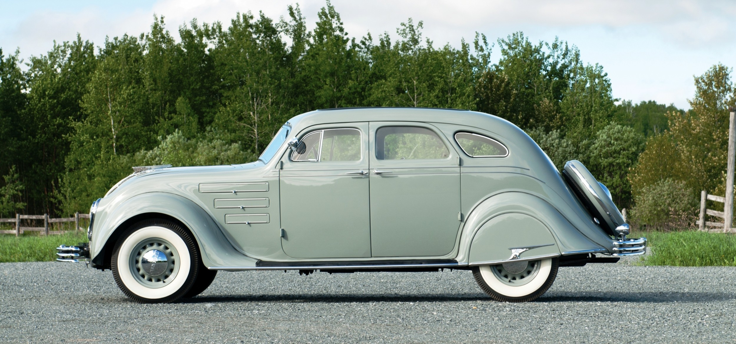 Michigan City Chrysler >> RM Auctions Motor City 2014 Preview - 1934 Chrysler Airflow Eight Sedan Is First Family Cruiser