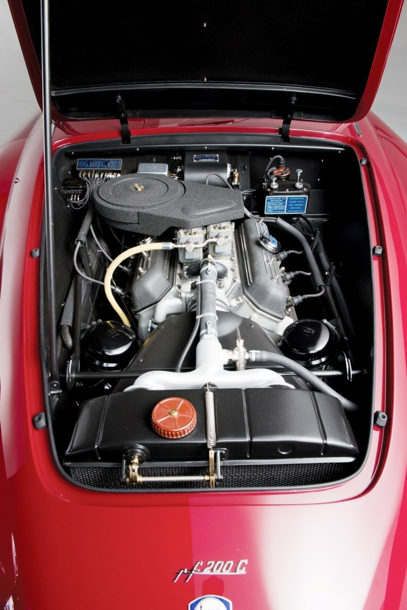 Car-Revs-Daily.com RM Monterey 2014 Preview - 1953 Lancia Aurelia PF200 C Spider by Pinin Farina  17