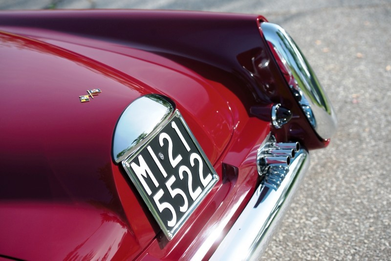 Car-Revs-Daily.com RM Monterey 2014 Preview - 1953 Lancia Aurelia PF200 C Spider by Pinin Farina  18