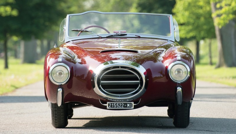 Car-Revs-Daily.com RM Monterey 2014 Preview - 1953 Lancia Aurelia PF200 C Spider by Pinin Farina 19