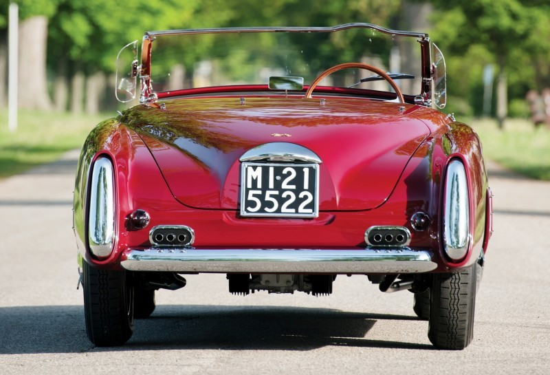 Car-Revs-Daily.com RM Monterey 2014 Preview - 1953 Lancia Aurelia PF200 C Spider by Pinin Farina  20