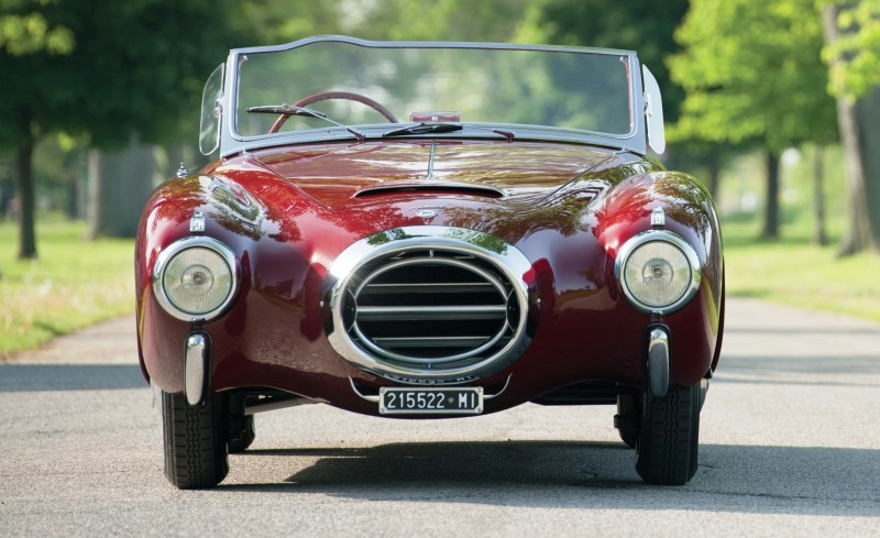 Car-Revs-Daily.com RM Monterey 2014 Preview - 1953 Lancia Aurelia PF200 C Spider by Pinin Farina  21