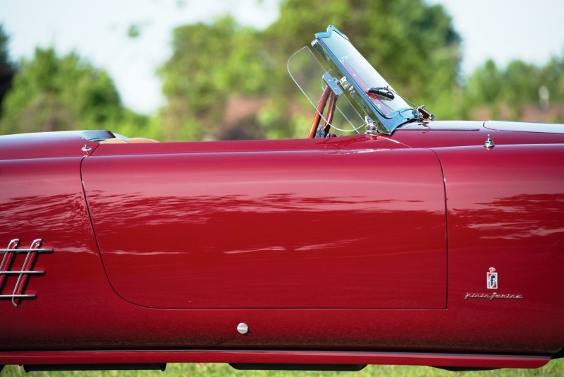 Car-Revs-Daily.com RM Monterey 2014 Preview - 1953 Lancia Aurelia PF200 C Spider by Pinin Farina  33