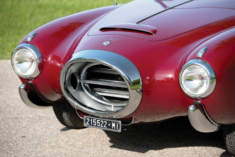 Car-Revs-Daily.com RM Monterey 2014 Preview - 1953 Lancia Aurelia PF200 C Spider by Pinin Farina 8