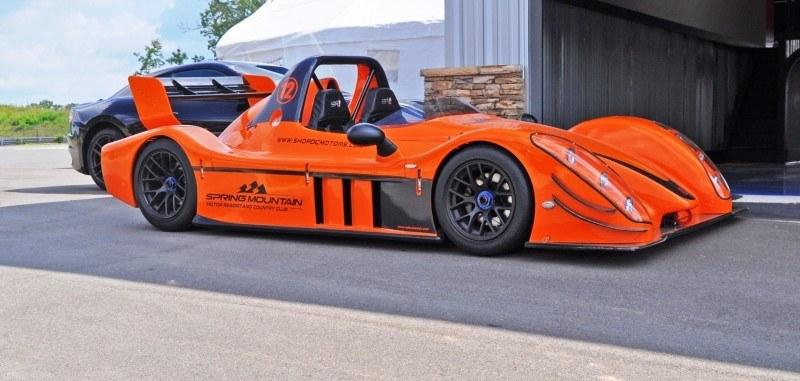 Car-Revs-Daily.com Radical SR3 SL Atlanta Motorsports Park 11