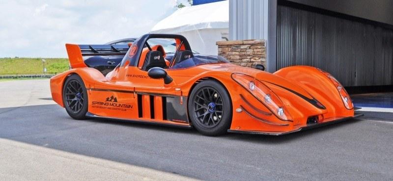 Car-Revs-Daily.com Radical SR3 SL Atlanta Motorsports Park 12