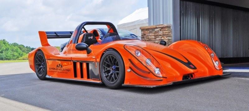 Car-Revs-Daily.com Radical SR3 SL Atlanta Motorsports Park 13