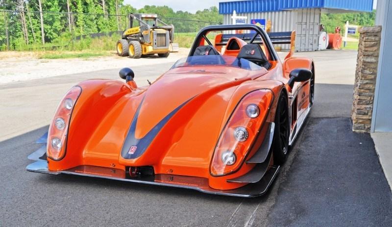 Car-Revs-Daily.com Radical SR3 SL Atlanta Motorsports Park 19