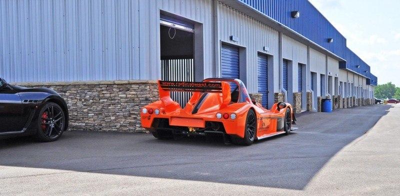 Car-Revs-Daily.com Radical SR3 SL Atlanta Motorsports Park 2