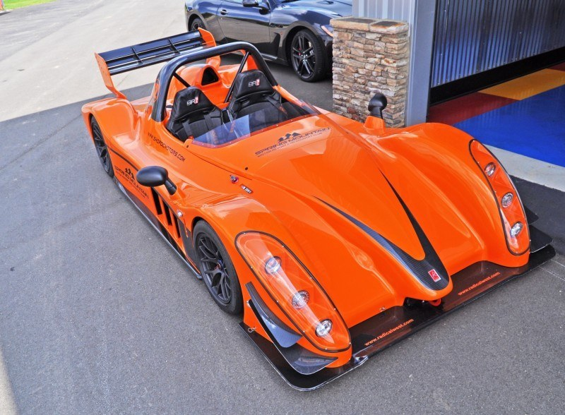 Car-Revs-Daily.com Radical SR3 SL Atlanta Motorsports Park 23