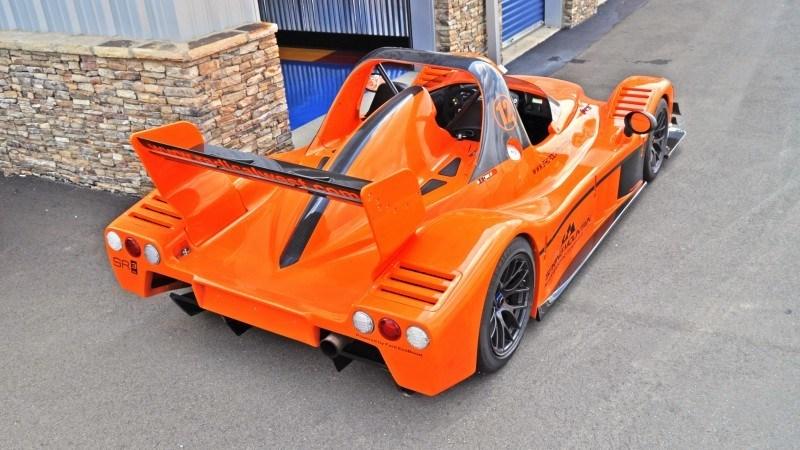 Car-Revs-Daily.com Radical SR3 SL Atlanta Motorsports Park 25