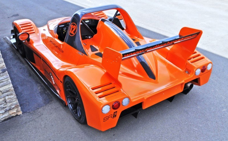 Car-Revs-Daily.com Radical SR3 SL Atlanta Motorsports Park 27