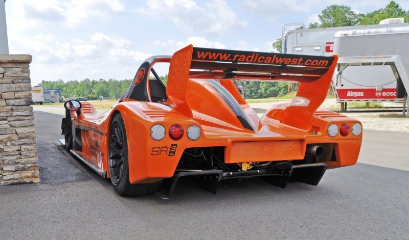Car-Revs-Daily.com Radical SR3 SL Atlanta Motorsports Park 28