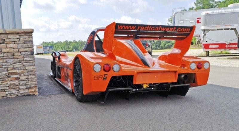 Car-Revs-Daily.com Radical SR3 SL Atlanta Motorsports Park 29