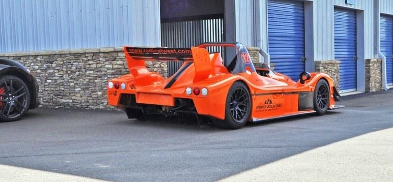 Car-Revs-Daily.com Radical SR3 SL Atlanta Motorsports Park 3