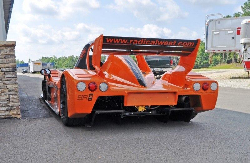 Car-Revs-Daily.com Radical SR3 SL Atlanta Motorsports Park 30