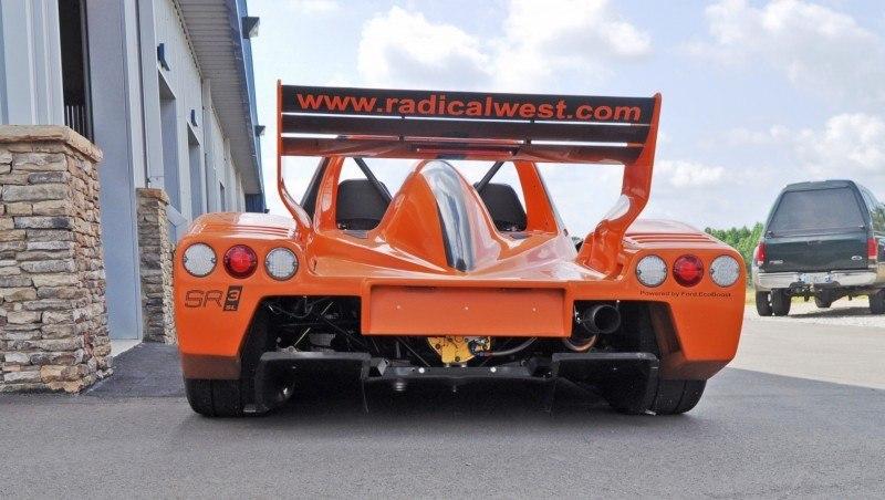 Car-Revs-Daily.com Radical SR3 SL Atlanta Motorsports Park 33