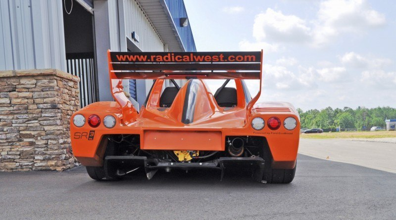 Car-Revs-Daily.com Radical SR3 SL Atlanta Motorsports Park 34