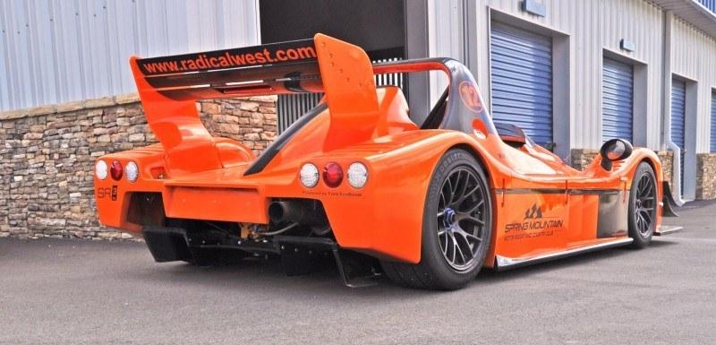 Car-Revs-Daily.com Radical SR3 SL Atlanta Motorsports Park 38