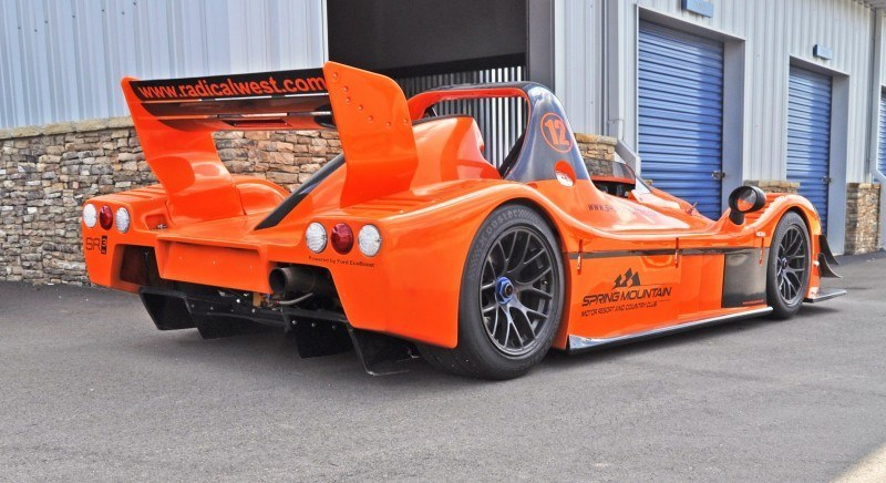 Car-Revs-Daily.com Radical SR3 SL Atlanta Motorsports Park 39