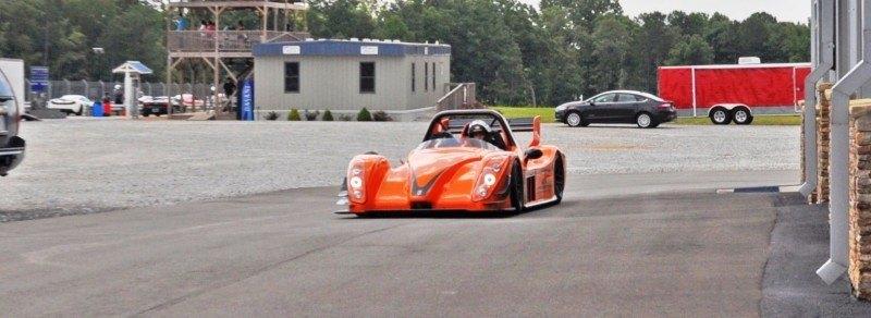 Car-Revs-Daily.com Radical SR3 SL Atlanta Motorsports Park 40