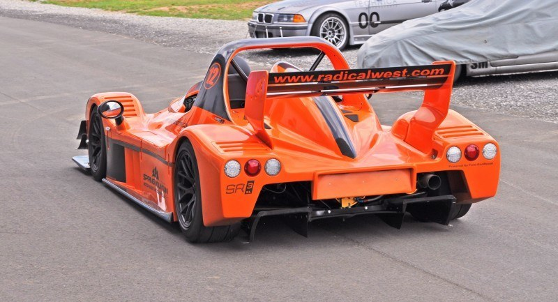 Car-Revs-Daily.com Radical SR3 SL Atlanta Motorsports Park 44