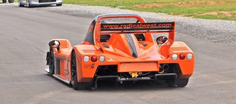 Car-Revs-Daily.com Radical SR3 SL Atlanta Motorsports Park 45