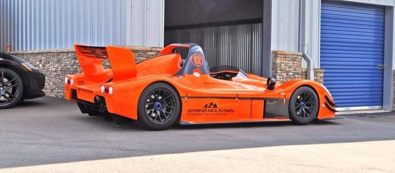 Car-Revs-Daily.com Radical SR3 SL Atlanta Motorsports Park 5