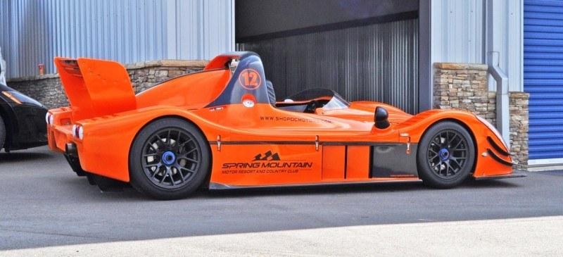 Car-Revs-Daily.com Radical SR3 SL Atlanta Motorsports Park 6