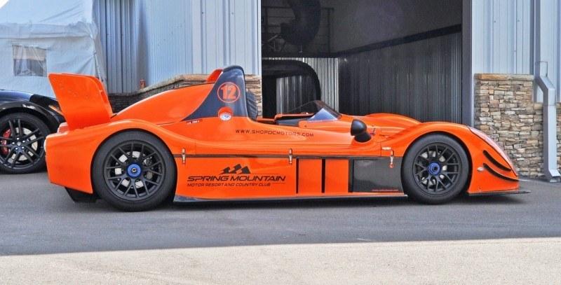 Car-Revs-Daily.com Radical SR3 SL Atlanta Motorsports Park 7