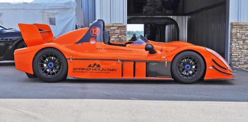 Car-Revs-Daily.com Radical SR3 SL Atlanta Motorsports Park 8