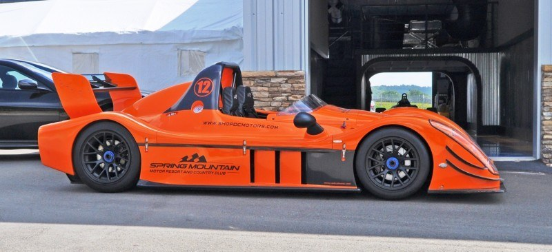 Car-Revs-Daily.com Radical SR3 SL Atlanta Motorsports Park 9