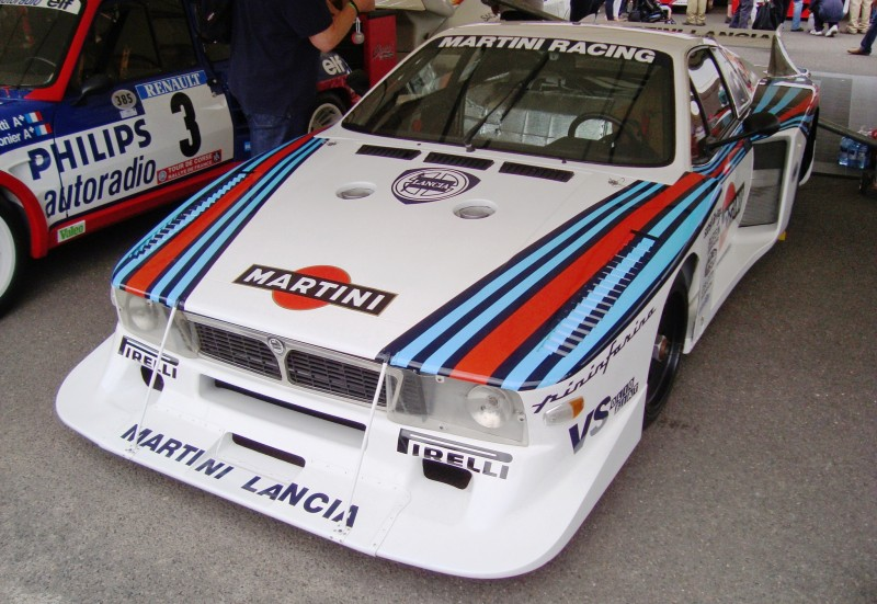 Car-Revs-Daily.com Rally Legends - 1983 Lancia Beta Montecarlo and 1982 Lancia 037 at Goodwood 2014 12