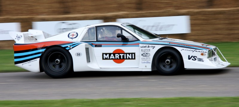 Car-Revs-Daily.com Rally Legends - 1983 Lancia Beta Montecarlo and 1982 Lancia 037 at Goodwood 2014 14