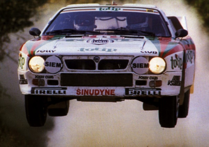 Car-Revs-Daily.com Rally Legends - 1983 Lancia Beta Montecarlo and 1982 Lancia 037 at Goodwood 2014 26