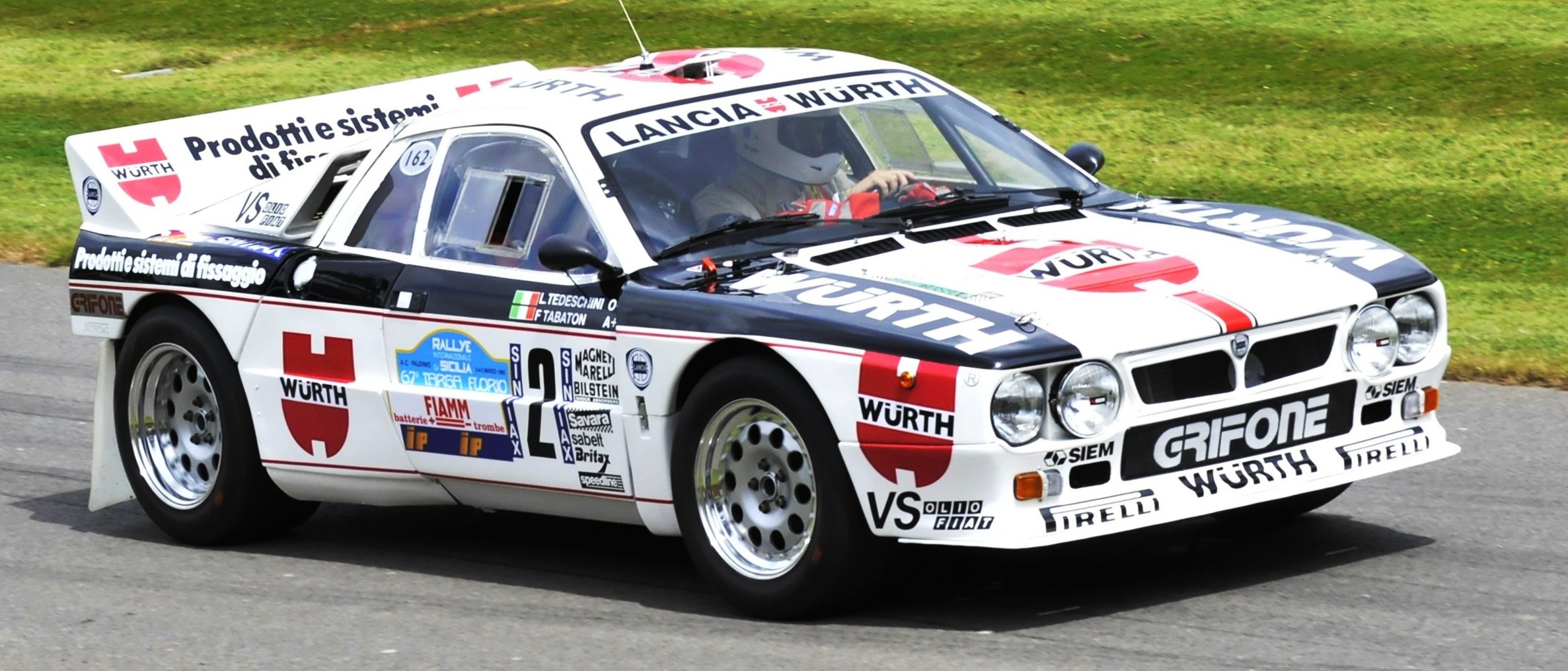 1983 Lancia Beta Montecarlo And 1982 037 At Goodwood 2014 Legend Car Wiring Diagram