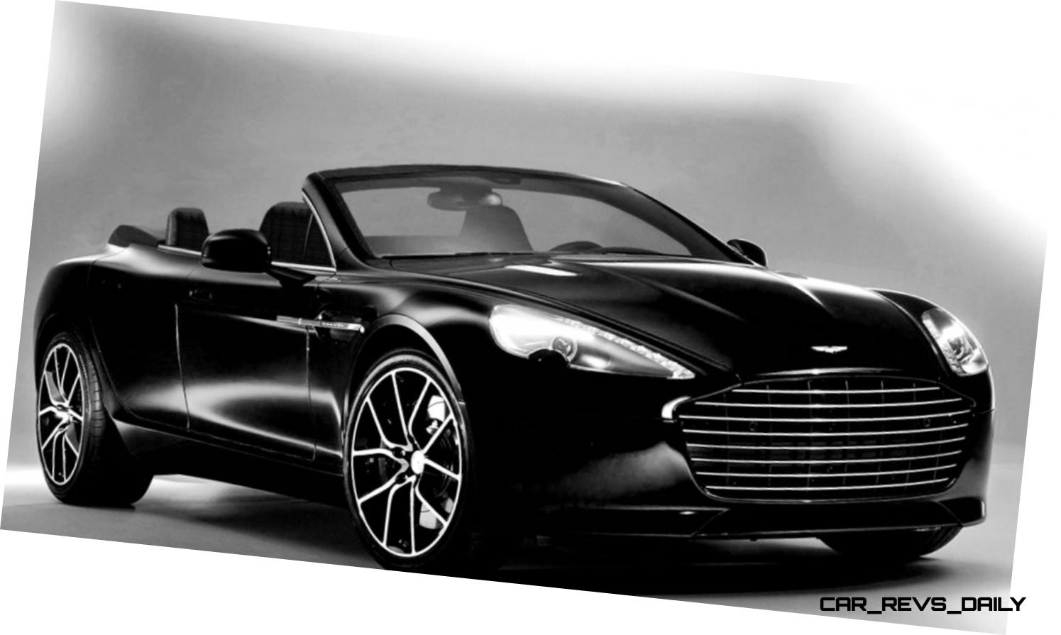 Aston Martin Rapide Volante Possible From Newport
