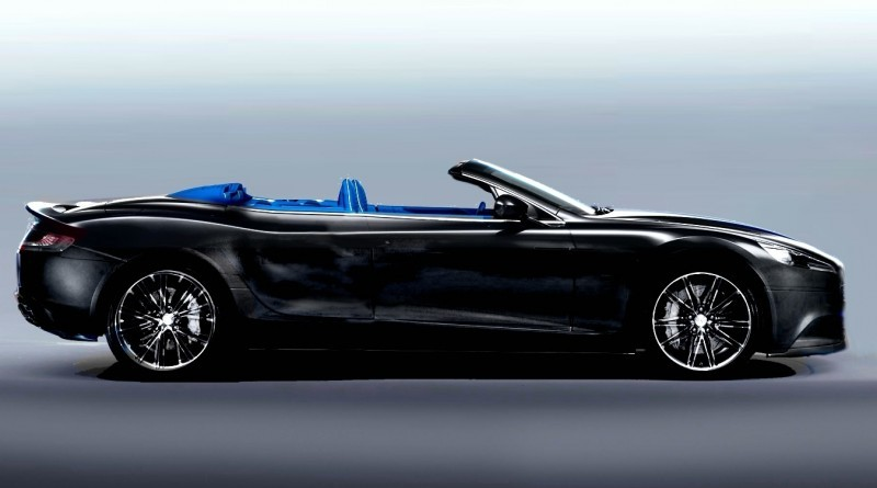 Car-Revs-Daily.com Renderings - Aston Martin RAPIDE VOLANTE from NCE 24