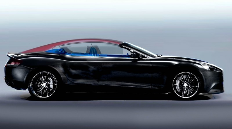 Car-Revs-Daily.com Renderings - Aston Martin RAPIDE VOLANTE from NCE 25