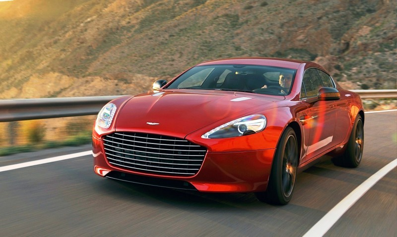 Car-Revs-Daily.com Renderings - Aston Martin RAPIDE VOLANTE from NCE 26