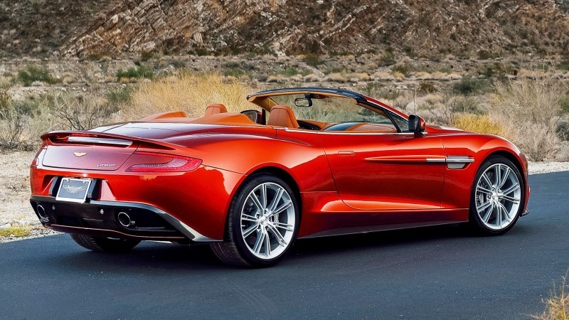 Car-Revs-Daily.com Renderings - Aston Martin RAPIDE VOLANTE from NCE 27