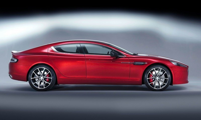 Car-Revs-Daily.com Renderings - Aston Martin RAPIDE VOLANTE from NCE 31