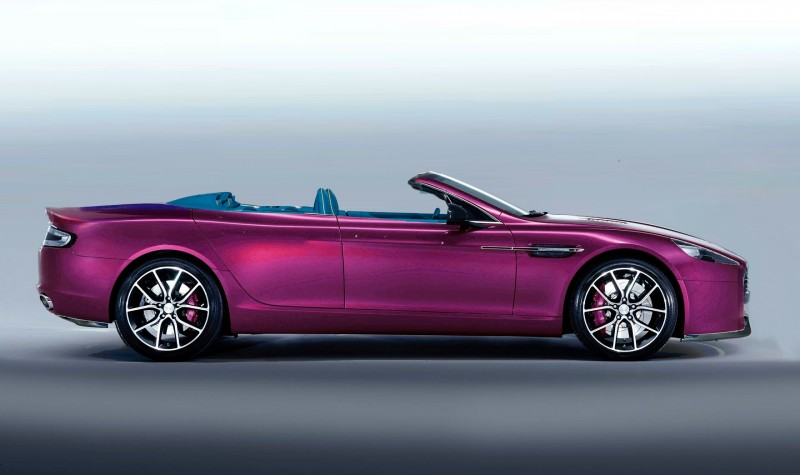 Car-Revs-Daily.com Renderings - Aston Martin RAPIDE VOLANTE from NCE 38
