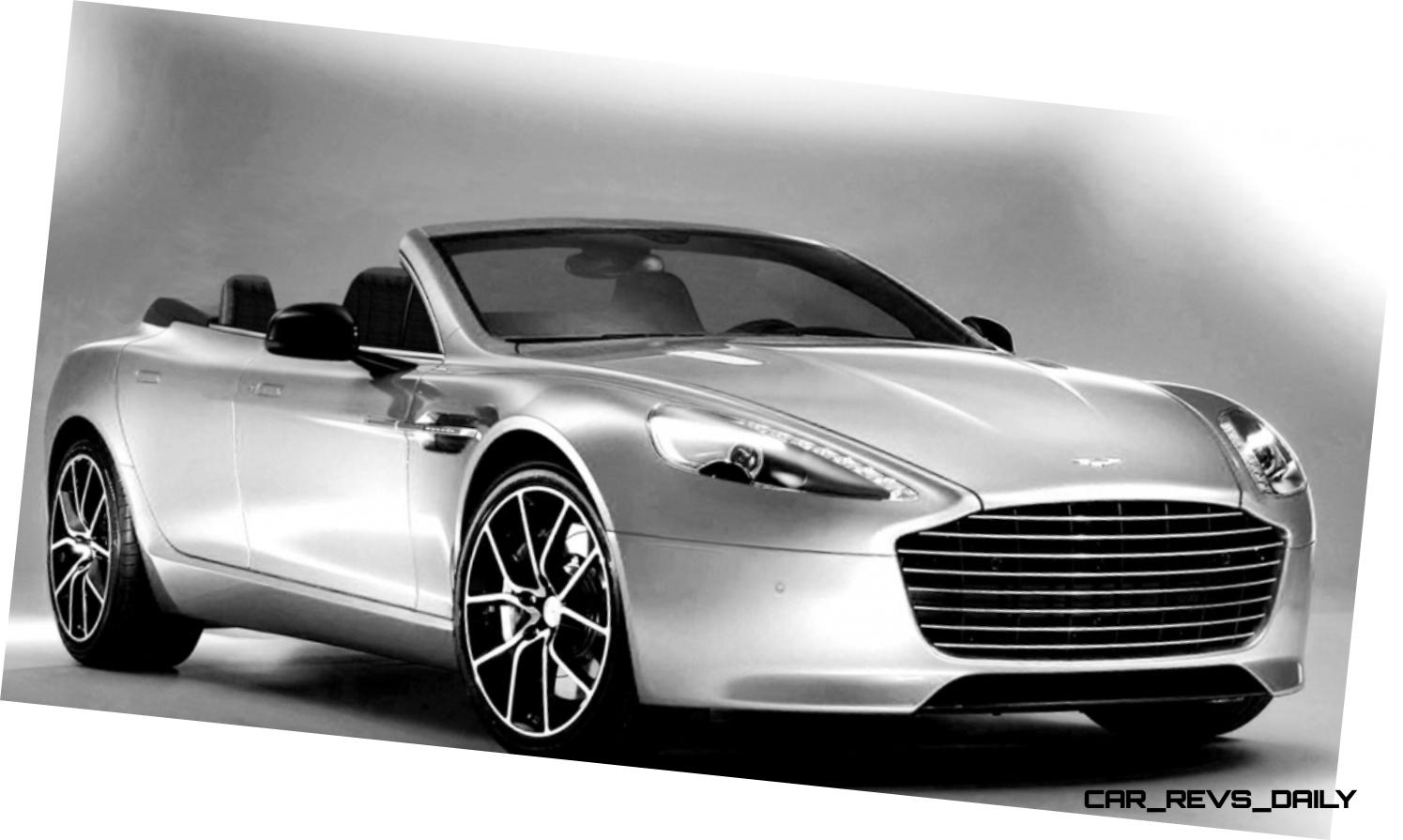 aston martin rapide volante possible from newport convertible engineering. Black Bedroom Furniture Sets. Home Design Ideas