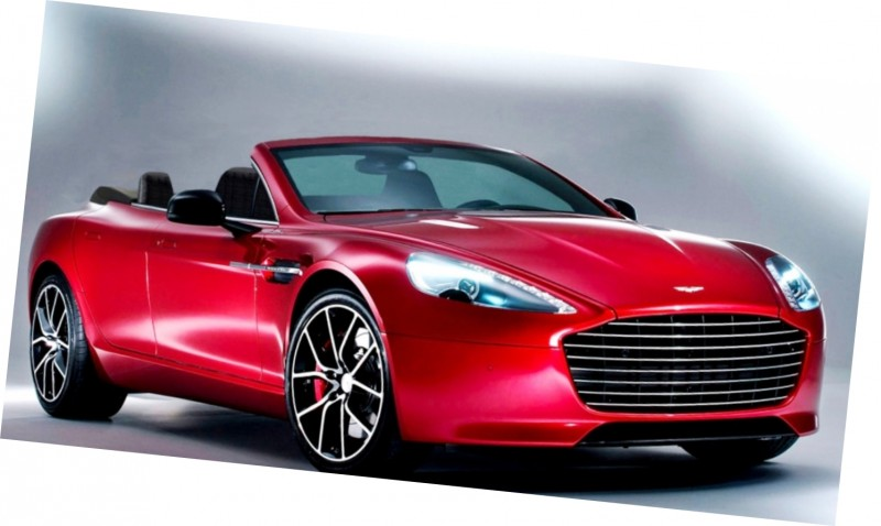 Car-Revs-Daily.com Renderings - Aston Martin RAPIDE VOLANTE from NCE 6