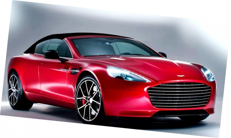 Car-Revs-Daily.com Renderings - Aston Martin RAPIDE VOLANTE from NCE 7