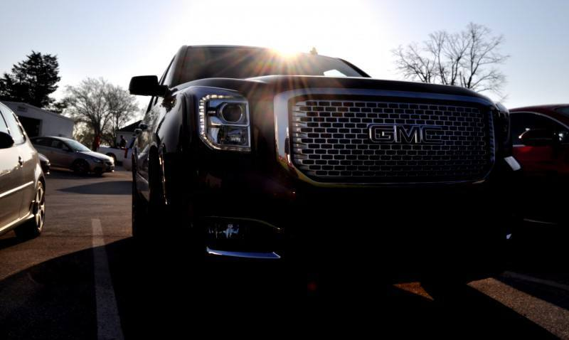 Car-Revs-Daily.com Reviews the 2015 GMC Yukon Denali 1